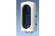 Hajdu IDE150F 150 literes indirekt fűtésű fali tároló villamos pótfűtéssel