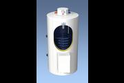 Hajdu IDE100S 100 literes indirekt fűtésű álló tároló villamos pótfűtéssel