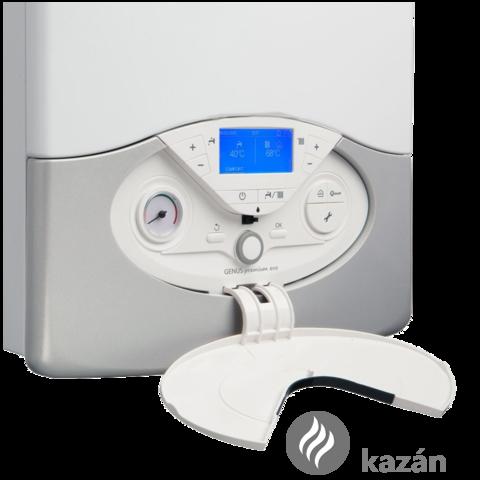 Ariston Genus Premium Evo System 24 EU ERP fűtő kondenzációs gázkazán