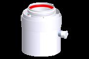 Tricox PAKL50C pps/alu 60/100 kondenzátum leválasztó