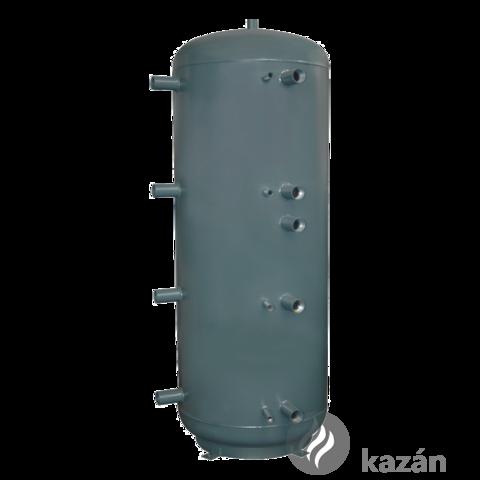 Concept 1000 literes puffertartály, 2 csőkígyó, szigetelés nélkül, 790 mm