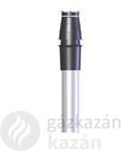 Tricox AATÁ50 alu/alu 60/100 tető átvezetés